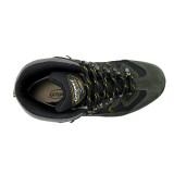 Ghete Grisport, model 10694, impermeabile, culoare negru cu kaki