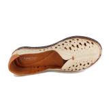Pantofi Anna Viotti, model 2105, culoare bej