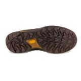Pantofi Goretti, model 1257, culoare maro
