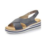 Sandale Rieker, model V0271, culoare albastra
