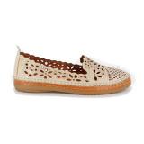 Pantofi Pass, model K1117, pentru vara, culoare bej