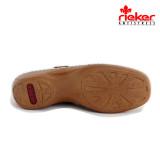 Pantofi Rieker, model 413G8, culoare bej