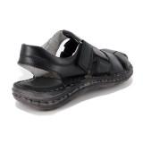 Sandale G809, culoare neagra, produse in Romania