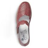 Pantofi Rieker, model 41399, culoare bordo