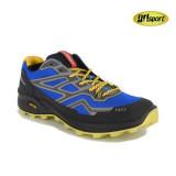 Pantofi Grisport 13151, impermeabili, talpa Vibram, culoare albastra
