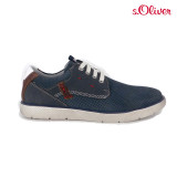 Pantofi S.Oliver, model 13600, culoare albastra