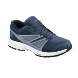 Pantofi Salomon Sense Junior, impermeabili, culoare albastra