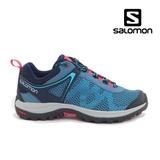 Pantofi Salomon Ellipse Mehari, culoare albastra
