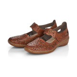 Pantofi Rieker, model 41397, culoare maro