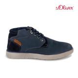 Ghete S.Oliver, model 805, culoare albastra