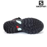 Ghete Salomon Shelter, pentru iarna, impermeabile, comfort termic pana la -7 grade,culoare neagra