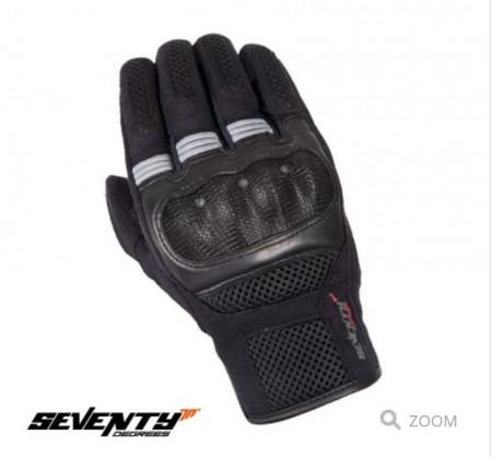 Manusi barbati Touring vara Seventy model SD-T6 negru