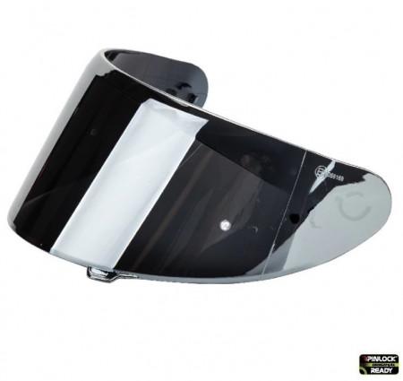Viziera argintie (tip oglinda) casca integrala Axxis Eagle SV – Draken – pinlock ready (tip MT-V-18B – DKS218)