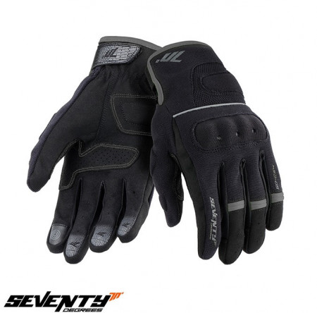 Manusi barbati iarna Seventy model SD-C43 negru/gri – WinterTex
