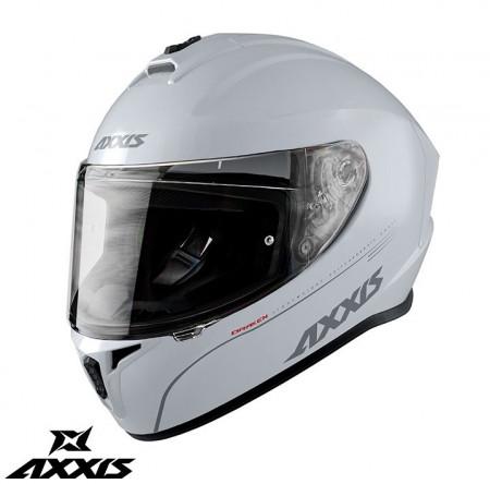 Casca integrala Axxis model Draken alb