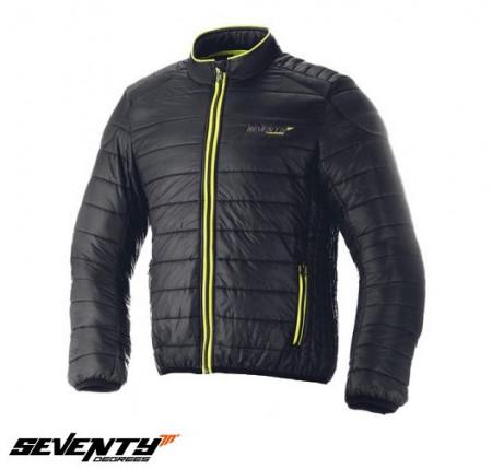 Geaca (jacheta) barbati Urban Seventy model SD-A5 culoare: negru/verde fluor