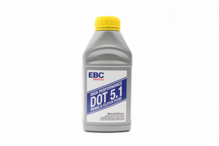 Lichid de frana EBC Dot 5.1 500 ml