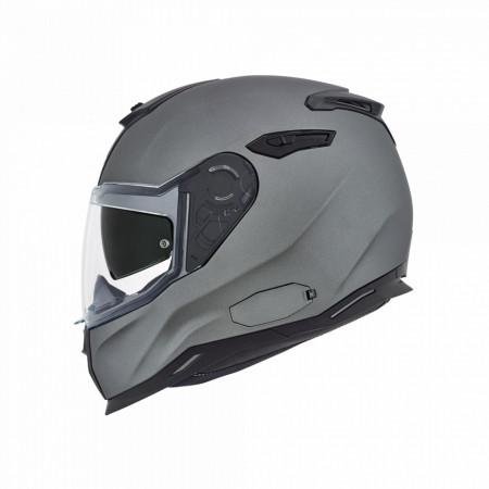 Casca moto integrala Nexx SX.100 Core Edition Grey