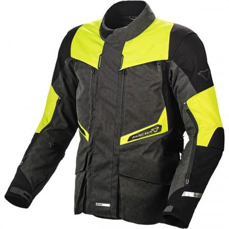 Geaca moto Macna Fusor NightEye textil
