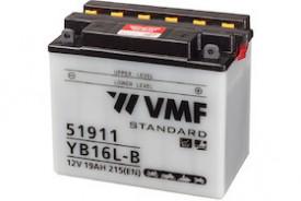 Baterie moto AGM VMF Powersport YB16L-B , capacitate 12V | 19Ah