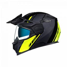Casca moto Adventure Nexx X.Vilijord Hi-Viz