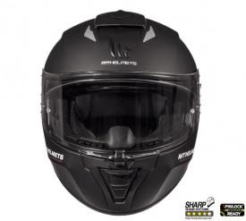 Casca moto integrala MT Blade 2 SV A1 negru mat