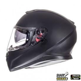 Casca integral motociclete MT Thunder III SV negru mat (ochelari soare integrati)