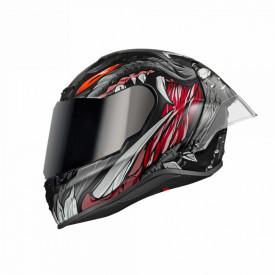 Casca moto NEXX X.R3R X.Matrix Zorga Black