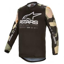 Tricou cross-enduro Alpinestars Racer Tactical 2021
