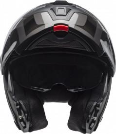 Casca moto flip-up BELL SRT MODULAR BLACKOUT