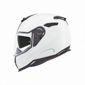 Casca moto integrala Nexx SX.100 Core Edition White