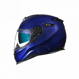 Casca moto Nexx SX.100 Core Edition Indigo