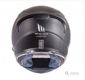 Casca MT KRE SV negru mat - fibra de sticla