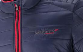 Geaca (jacheta) barbati Urban Seventy model SD-A5 culoare: albastru/rosu