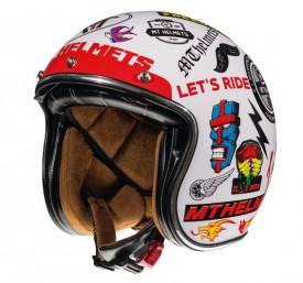 MT Le Mans 2 SV Anarchy alb lucios