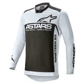 Tricou cross-enduro Alpinestars Racer Supermatic 2021