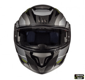 Casca moto Flip-up MT Atom SV Transcend E2