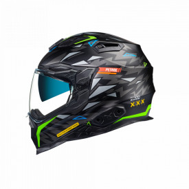 Casca moto Nexx X.WST2 Rockcity Black Neon MT