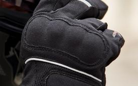 Manusi femei iarna Seventy model SD-C45 negru/gri – WinterTex