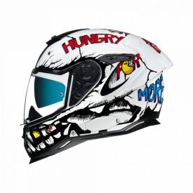Casca moto Nexx SX.100R Hungry Miles