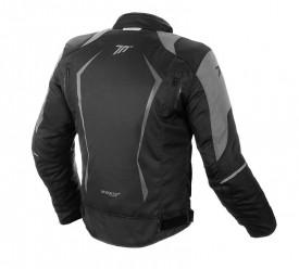Geaca (jacheta) motociclete barbati Racing Seventy vara/iarna model SD-JR47 culoare: negru/gri