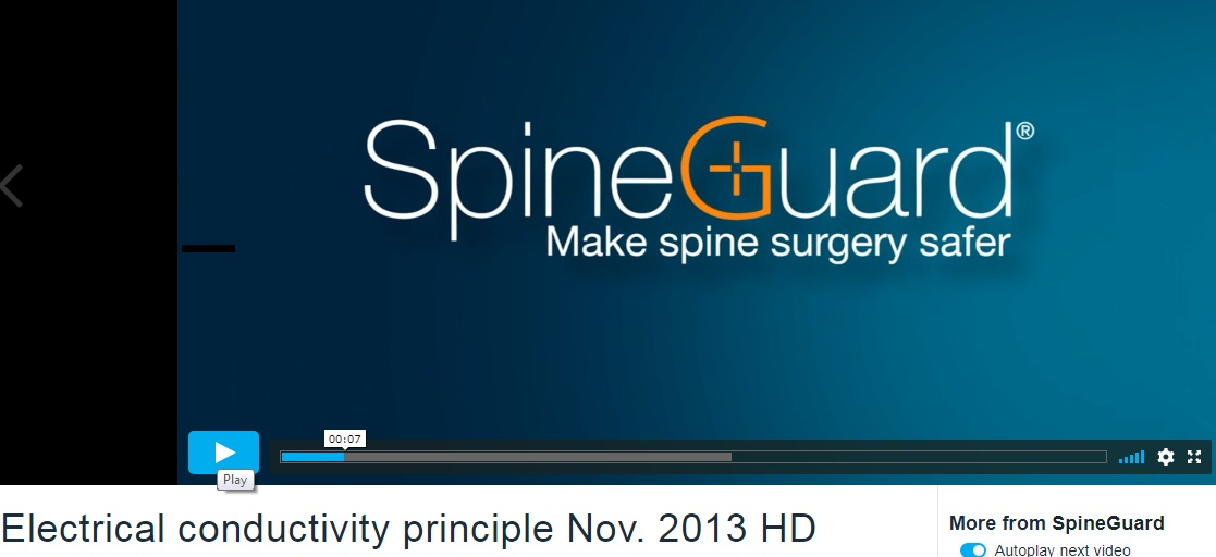 SPINE GUARD MOVIE