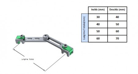 Cross - Link, conector bara-bara ( osteosinteza  coloana vertebrala)