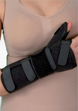 ORTEZA PENTRU INCHEIETURA MAINII MANA DEGET, FIXA( Fixed Orthosis for Wrist - Hand - Finger)