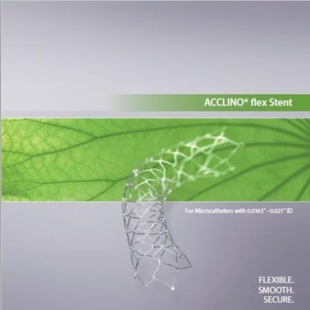 ACCLINO, stent pentru tratamentul anevrismelor intracraniene