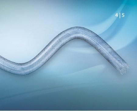 DERIVO, dispozitiv de ebmolizare (Flow Diverter) tratarea anevrismului intracran