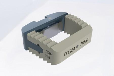 EOS Hybrid, Cage Vertebral cervical din PEEK