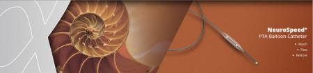 NEUROSPEED PT BALOON - microcateter tip balon PTA