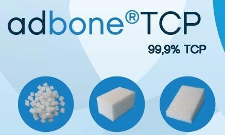 Substituent de os - adBone TCP 15 G (AP Trauma)