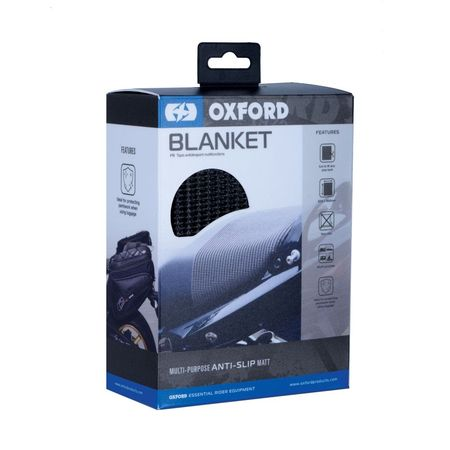 BLANKET 600 X 900mm (OX-OF165)